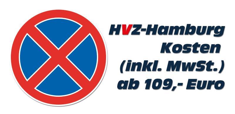Halteverbotszone-Hamburg